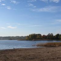 Хамина, озеро Кирккоярви