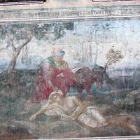 Роспись в храме.