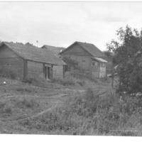 Вид д. Раменье, 1950-е годы.