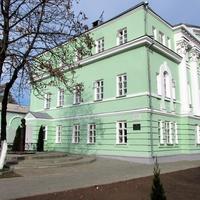 Музыкальная школа и дом-музей Г.В.Свиридова