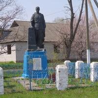 Пам'ятник загиблим у Великій Вітчизняній війні