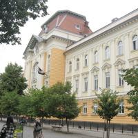 Закарпатский венгерский педагогический институт