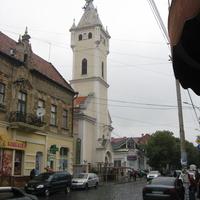 костел на улице Духновича
