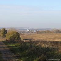 Панорама с. Брутово
