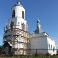 Церковь Николая Чудотворца в с. Брутово