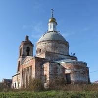 с. Васильково. Церковь Илии Пророка