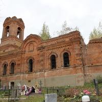 Церковь Флора и Лавра в с. Суворотском