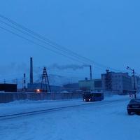 Вечерний Норильск