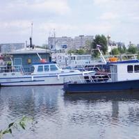 """""""КГЭС""""-речная флотилия на Каме"""