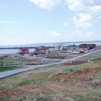 Н.город-коттеджи у пристани