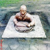 """КГЭС""-статуи ЖКХ, сантехник"