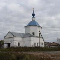 пос. Суходол. Церковь Тихвинской иконы Божией Матери