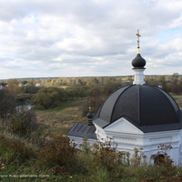 Благовещенский женский монастырь. Надкладезная часовня