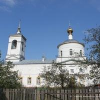 г. Киржач. Церковь Николая Чудотворца в Заболотье