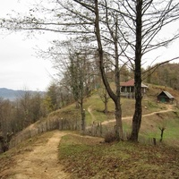 деревня Эркети,регион Гурия.