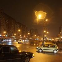 Улица Комендантский проспект.
