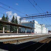 Ржд вокзал.