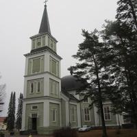 Руоколахти. Кирха на церковном холме