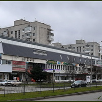 Обновлённый торговый центр ФОРУМ 8 декабря 2009 г.