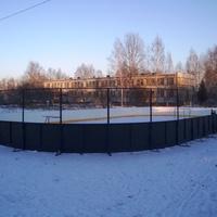 Новая хоккейная коробочка