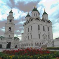 Кафедральный собор Успения Пресвятой Богородицы в Кремле (18 августа 2007)