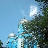 Свято-Успенский храм в селе Алексеевка