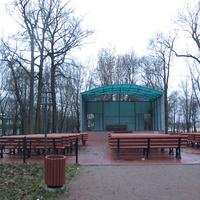 Летняя эстрада в Красносельском парке
