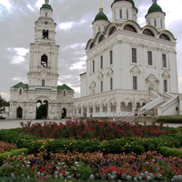 Кафедральный собор Успения Пресвятой Богородицы в Кремле. (18 августа 2007)