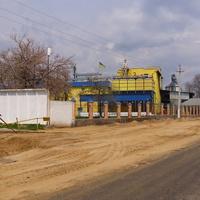 Комбікормовий завод,село Ташлик