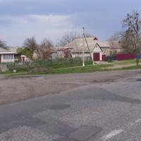 Будинки біля траси Черкаси-Умань
