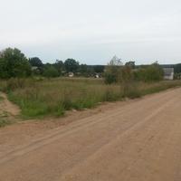 Поворот на дорожку,ведущую в часть деревни, которая называлась Байнёво.