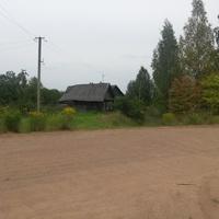 ул.Центральная, дорожка к реке Полометь.