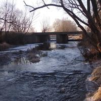 Міст через Тясмин,село Райгород