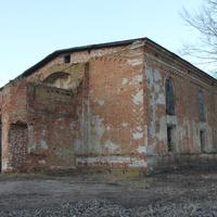 Рыбное. Лютеранская церковь.