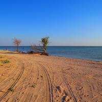 Камышеватская.  Азовское море.