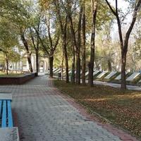 Парк в городе Кизляре