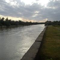 Река Терек Кизляр