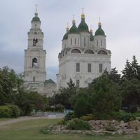 Кафедральный собор Успения Пресвятой Богородицы в кремле. 18 августа 2007