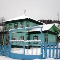 Чусовой. 2015 г. Церковь Николая Чудотворца.