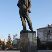 Острогожск. Памятник В.И. Ленину.