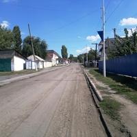 Переулок Садовый.