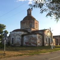 Храм в честь Пресвятой Богородицы. Построен в 1783 г.