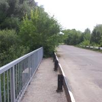 Мост через р. Козынку