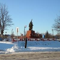 Памятник Воинской Славы в селе Курасовка