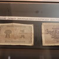 Острогожск. Экспозиция историко-художественного музея имени И.Н. Крамского.