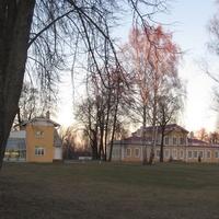 Стрельна. Путевой дворец Петро I