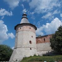 Башня Зарайского кремля