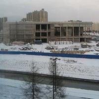 Вид из Ледового дворца