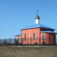 Ольховатка. Церковь Рождества Пресвятой Богородицы.