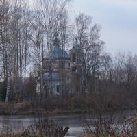 Церковь Покрова Пресвятой Богородицы в Хонятино
